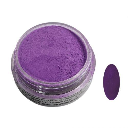Акриловая пудра цветная №110 (фиолетовая) SOFIPROFI  2 гр