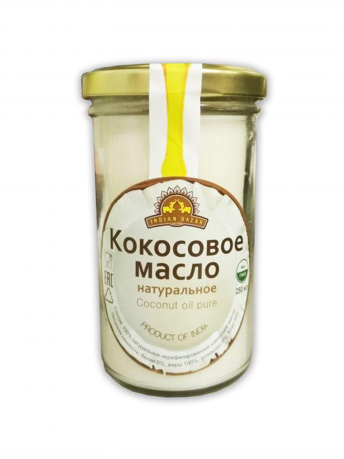 "Масло 250мл. ""Кокос"" (стекло) (шт.)"