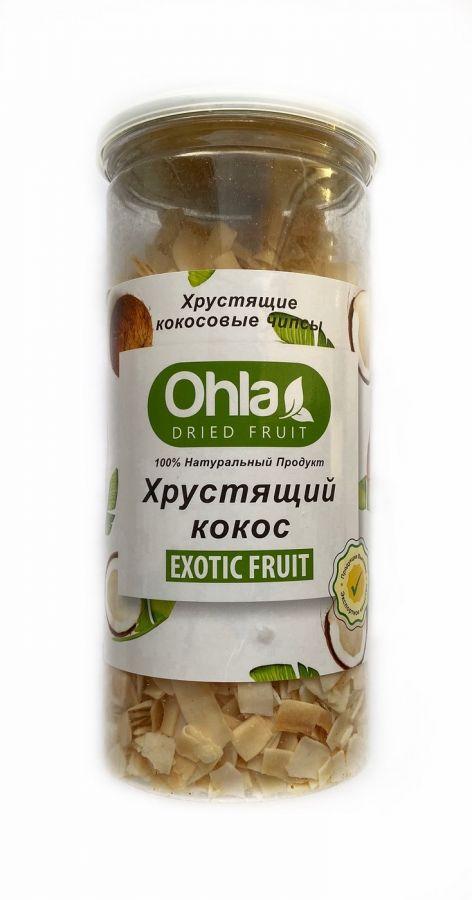 Кокосовые чипсы Экстра 300 гр.