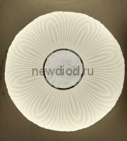 Управляемый светодиодный светильник MAGNOLIA 3005 48Вт-12м² 6/3/4000K пульт 400мм белый Oreol