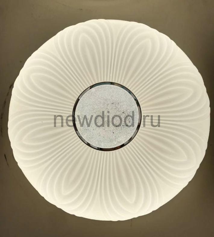 Управляемый светодиодный светильник MAGNOLIA 3005 72Вт-18м² 6/3/4000K пульт 500мм белый Oreol
