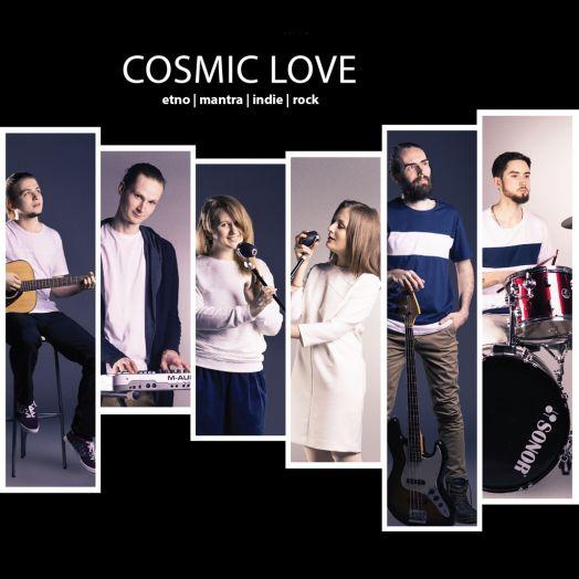 Миниальбом Cosmic Love в стиле этно-инди-рок.