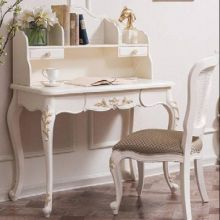 Письменный стол Shantal MK-5015-WG с надставкой