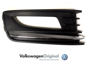 Облицовка ПТФ правая VAG Хром Volkswagen Polo Sedan