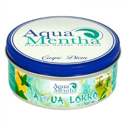 Табак для кальяна Aqua Mentha-Aqua Lokko 250г