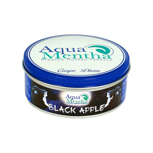 Табак для кальяна Aqua Mentha Black Apple 250