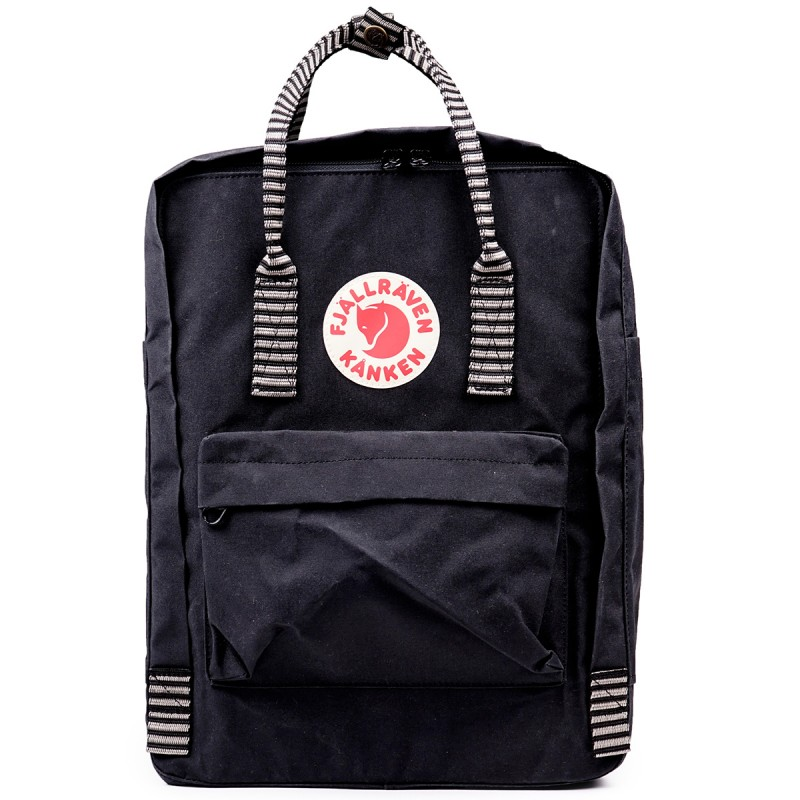 Рюкзак Fjallraven Kanken Black-Striped (550-901)