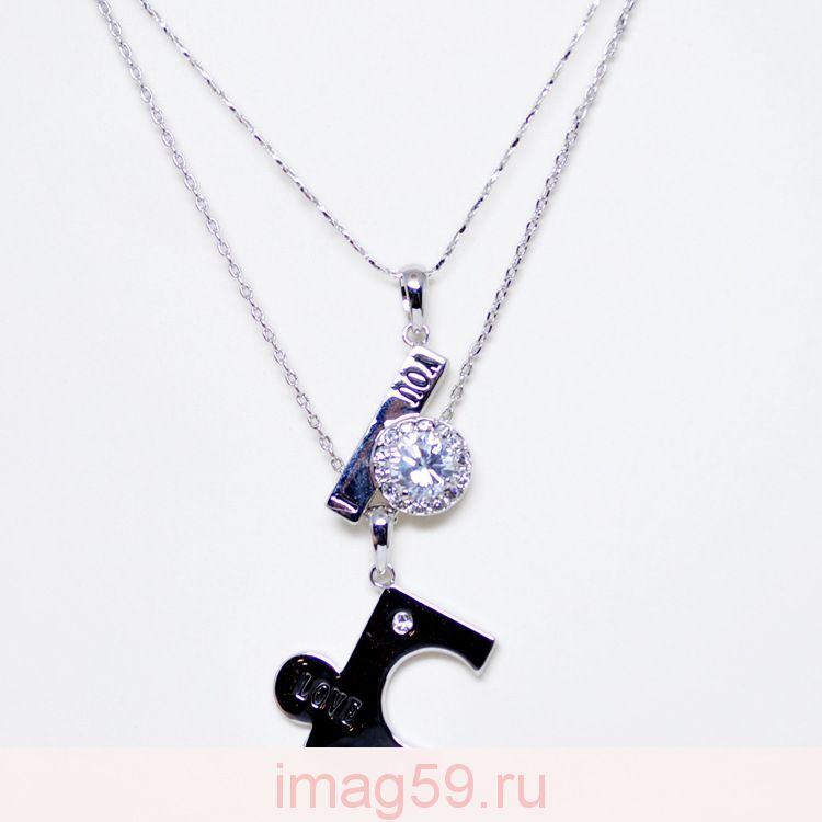 AA6874334 Ожерелье