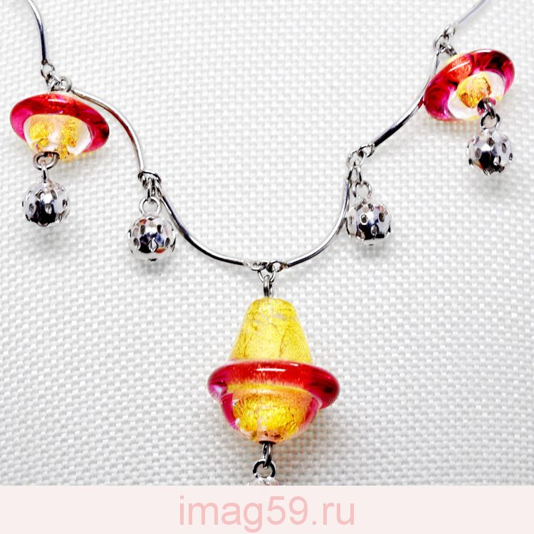AA4748122 Ожерелье