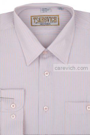 Сорочка детская Tsarevich (6-14 лет) выбор по размерам арт.Oxford 12 пестротканая