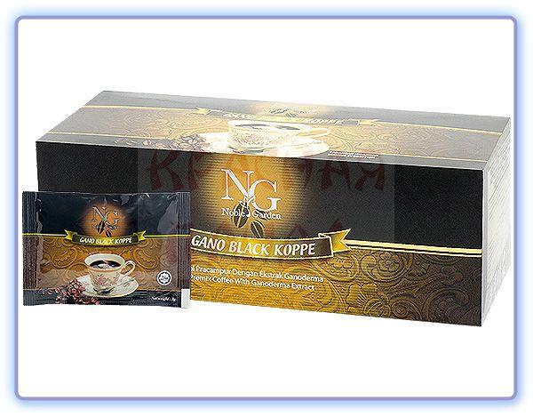 NG Black Koppe - черный кофе