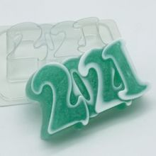 Форма пластиковая 2021, арт. 1992