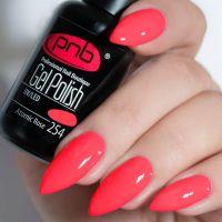 Цветной гель-лак PNB Professional №254, 8 мл
