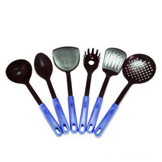 Набор кухонных принадлежностей из нейлона Kitchen Tools, 6 предметов
