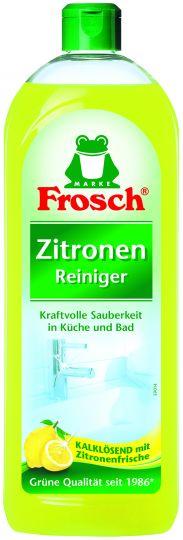 Frosch Универсальный очиститель Лимон 0,75 л