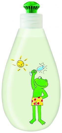 Frosch Средство для мытья посуды Алоэ вера декоративная бутылка 0,4 л