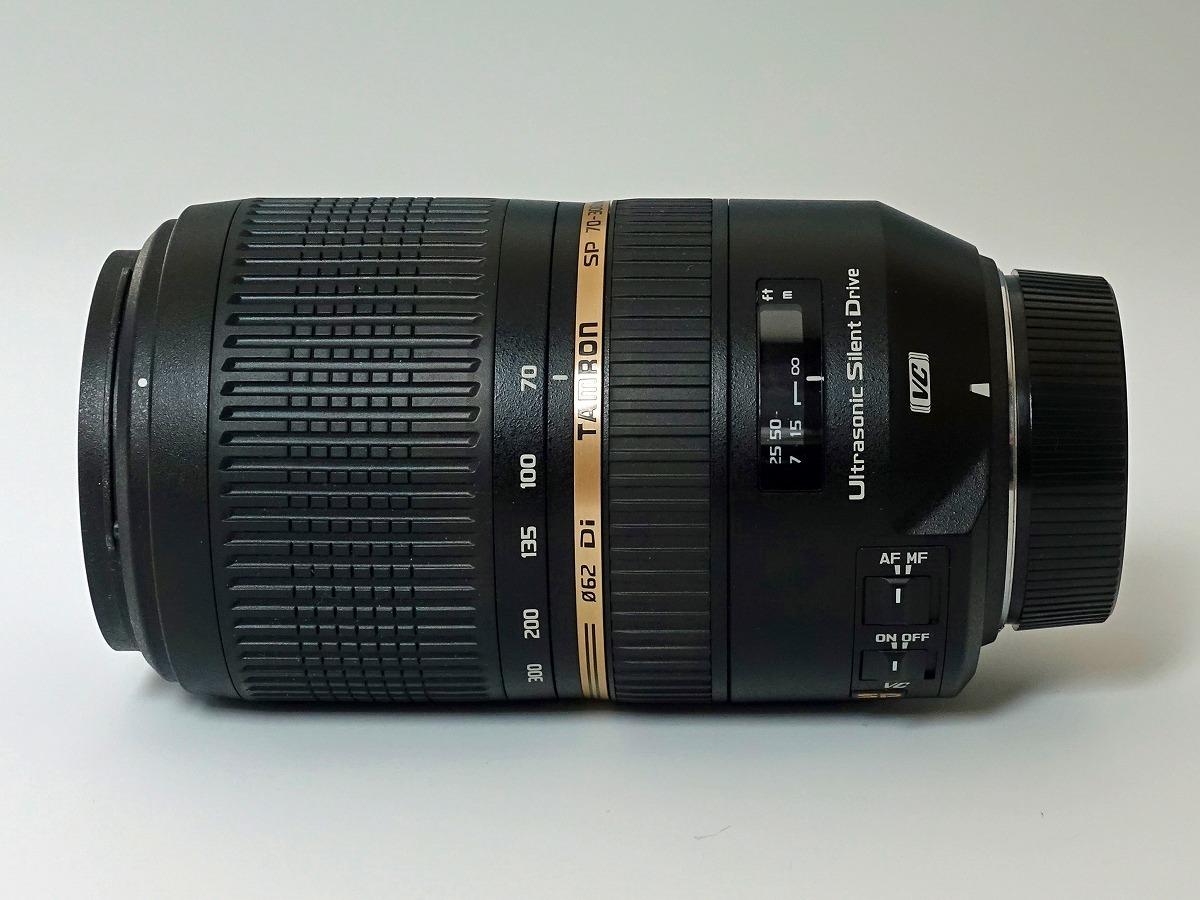 Объектив Tamron SP AF 70-300mm f/4.0-5.6 Di VC USD (A005) Canon EF