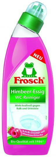 Frosch Очиститель унитазов Малина 0,75 л