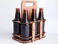 Ящик для пива с ручками