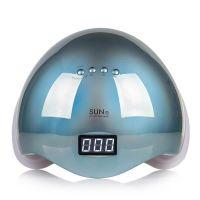 Светодиодная UV/LED лампа SUN 5 48 W жемчужная голубая