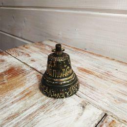 Валдайский колокольчик с гравировкой №5