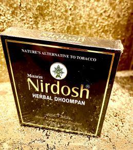 Нирдош Big Черная Коробка , сигареты без никотина (Nirdosh),20 шт