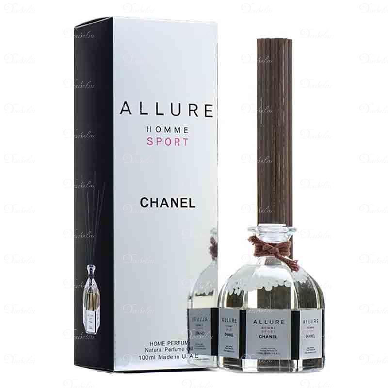 Аромадиффузор с палочками Chanel - Allure Homme Sport
