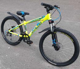 Велосипед подростковый Novartack Extreme 24 HD 8