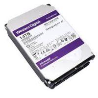 Жесткий диск HDD 14Tb Western Digital Purple (для видеонаблюдения )