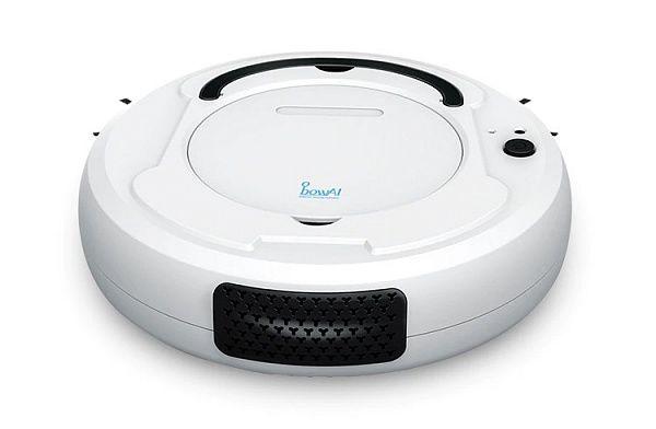 BOWAI OB8 Белый робот-пылесос