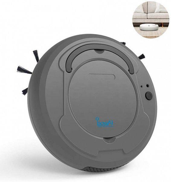 BOWAI OB8 Серый робот-пылесос