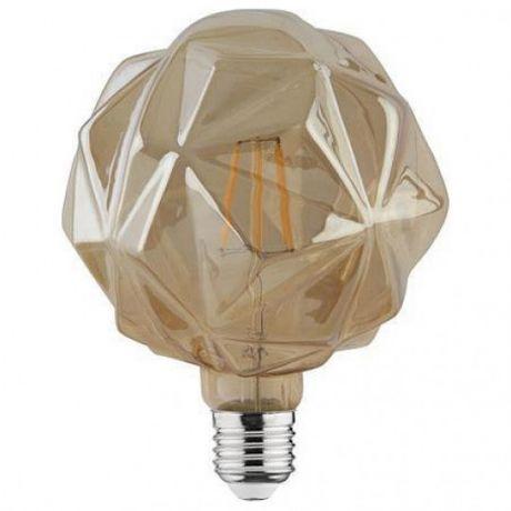 Лампа светодиодная Horoz Electric Rustic Meridian E27 6Вт 2200K