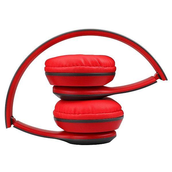 Орбита OT-ERB42 Красный наушники большие - гарнитура (Bluetooth)