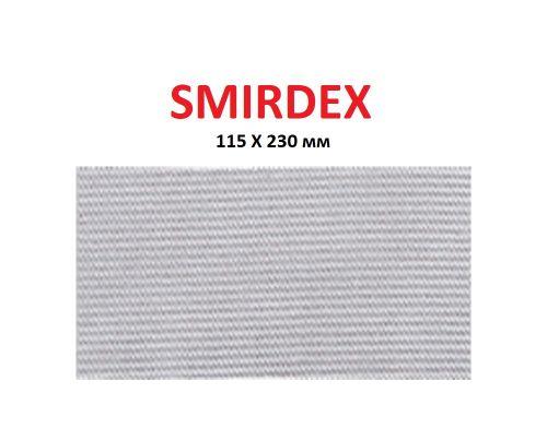 Абразивные полоски Р80 SMIRDEX Net Velcro 115х230 мм
