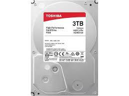 Жесткий диск HDD 3Tb TOSHIBA P300