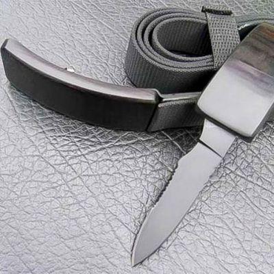 Нож в ремне GRIZZLY (ГРИЗЛИ)