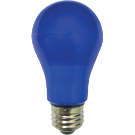 Ecola classic LED color 8,0W A55 220V E27 Blue
