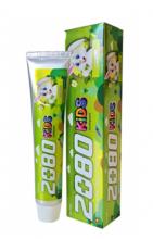 Детская зубная паста Dental Clinic 2080 KIDS Яблочная (с 2-х лет), 80г