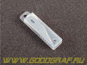 Лезвия для ножей, 10 шт в упаковке