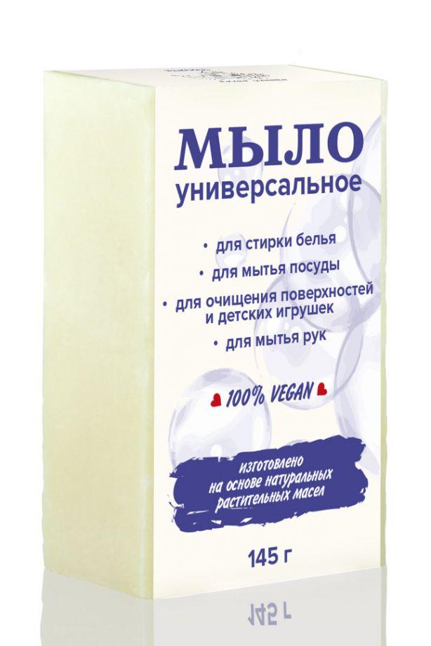 Натуральное мыло УНИВЕРСАЛЬНОЕ Белая улитка