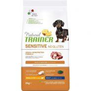 Natural Trainer Sensitive No Gluten* Adult Mini сухой корм для собак мелких пород  с уткой, 2 кг