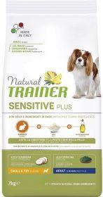 Natural Trainer Sensitive No Gluten* Adult Mini сухой корм для собак мелких пород с кроликом, 800 гр