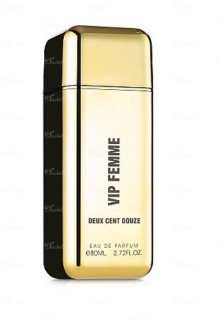 Fragrance world - Deux Cent Douze Vip Femme