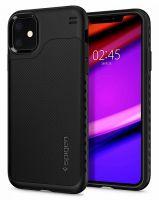 Чехол SGP Spigen Hybrid NX для iPhone 11 черный: купить недорого в Москве — выгодные цены в интернет-магазине противоударных чехлов для телефонов Айфон 11 — «Elite-Case.ru»