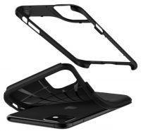 Оригинальный чехол SGP Spigen Hybrid NX для iPhone 11 черный: купить недорого в Москве — выгодные цены в интернет-магазине противоударных чехлов для телефонов Айфон 11 — «Elite-Case.ru»