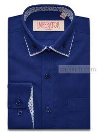 "Детская рубашка школьная,    ""IMPERATOR"", оптом 10 шт., артикул: Royal/001"