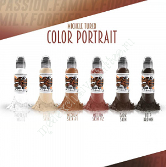 MICHELE TURCO COLOR PORTRAIT SET 1 oz