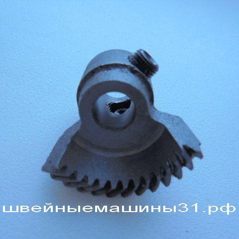 Шестерня полумесяц металлическая    цена 650 руб.