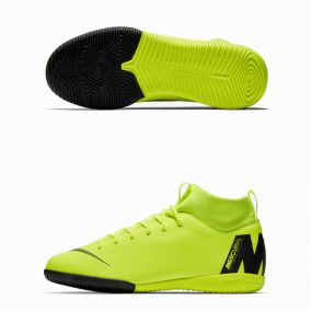 Детские футзалки NIKE SUPERFLYX VI ACADEMY GS IC AH7343-701 JR