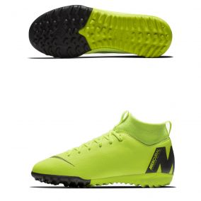 Детские шиповки NIKE SUPERFLYX VI ACADEMY GS TF AH7344-701 JR